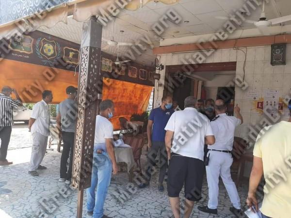 نائب رئيس حي ثالث الإسماعيلية محمد صابر