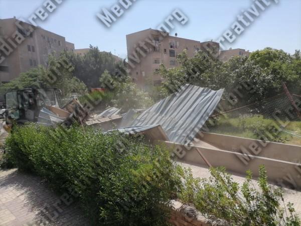 محمد صابر نائب رئيس حي ثالث