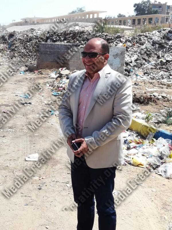 العميد وائل حمزة رئيس مركز ومدينة الإسماعيلية