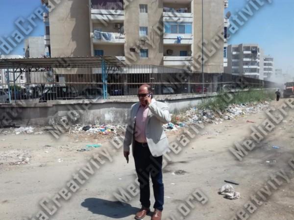 محافظ الإسماعيلية اللواء شريف بشارة