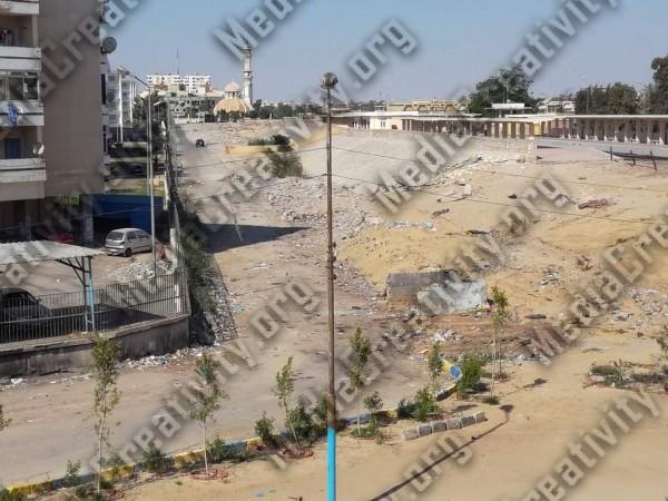 محطة قطار الشيخ زايد بالإسماعيلية