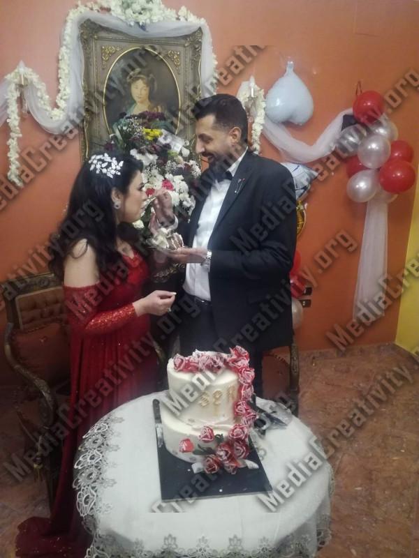 حفل خطوبة الدكتور ريمون نبيل وسيمونا عيد
