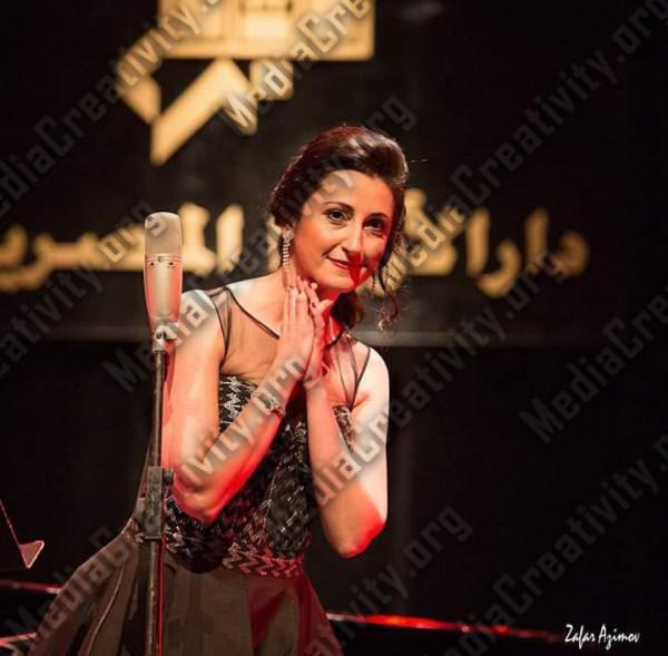 العازفة أميرة سليم