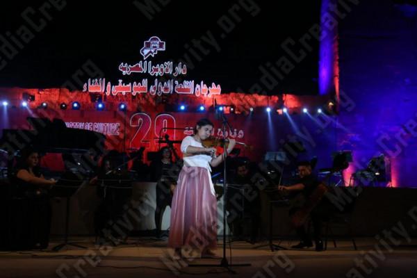 مهرجان القلعة للموسيقى والغناء