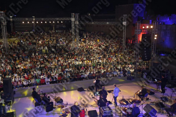 ختام فعاليات مهرجان القلعة للموسيقى والغناء